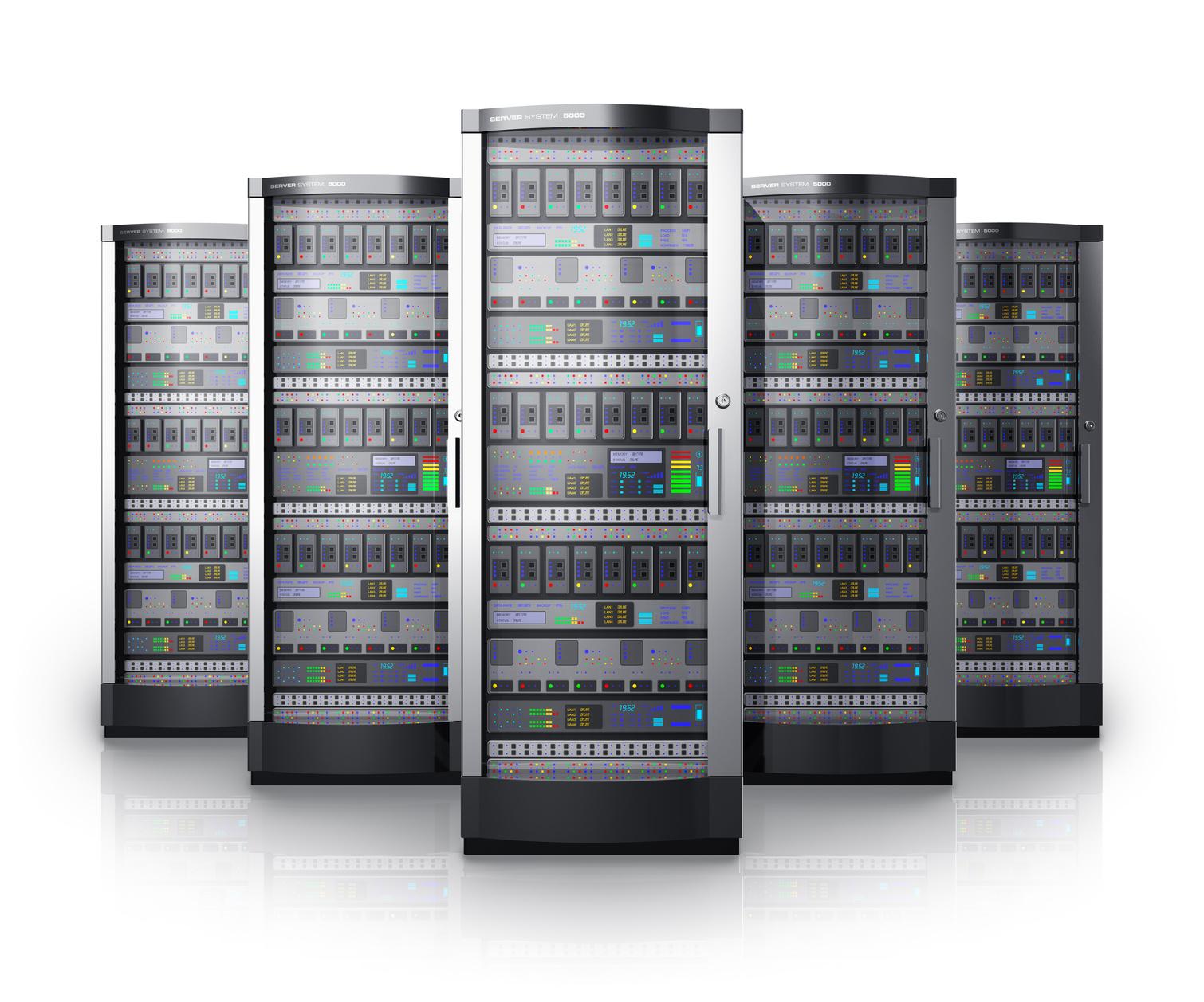 Серверы и сети