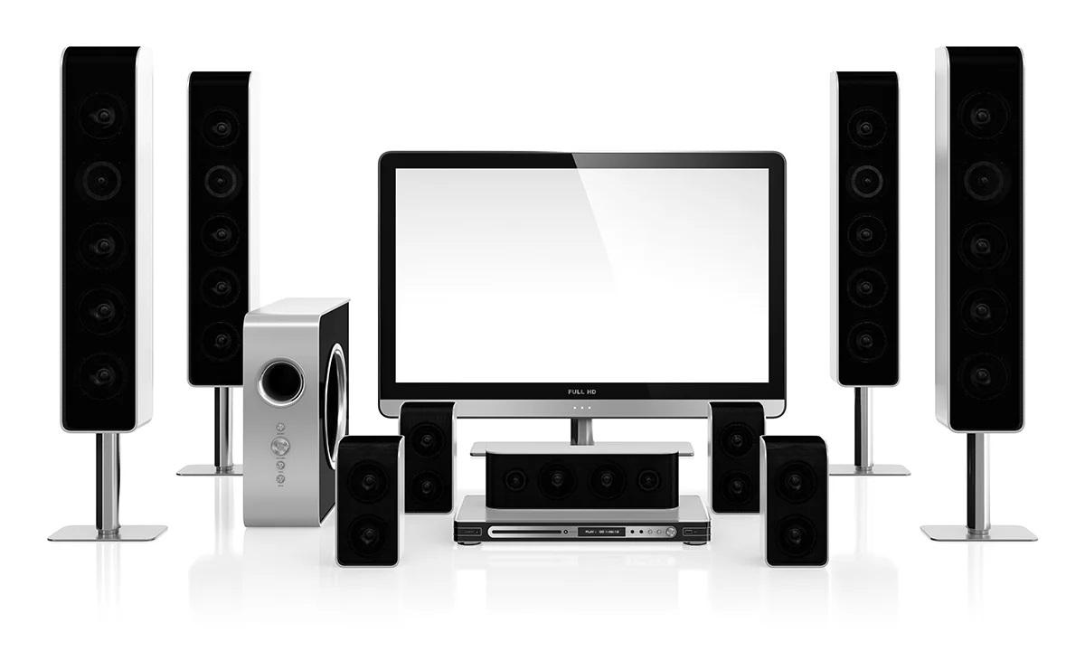 ТВ, аудио