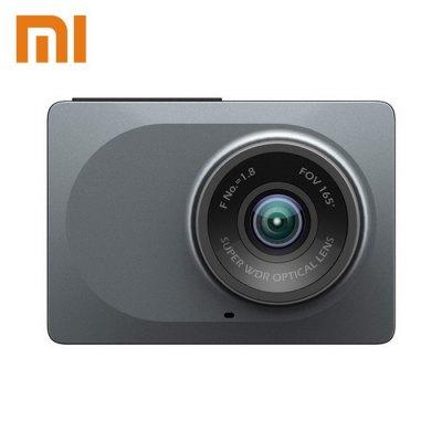 Купить Xiaomi YI Smart Dash Camera Dark Gray  в России по выгодной цене и с быстрой доставкой