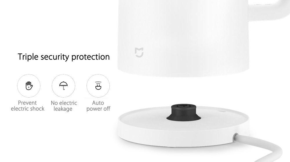 Купить Чайник Xiaomi MiJia Smart Water Kettle  в Белокурихе по выгодной цене и с быстрой доставкой