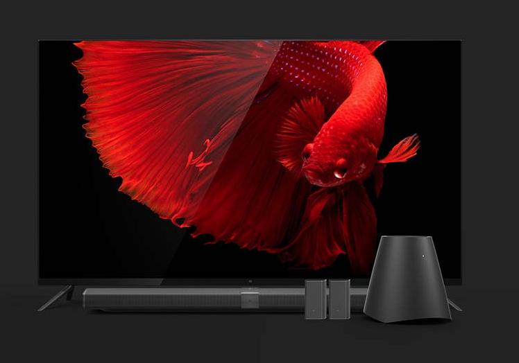Xiaomi Mi TV 4 65 + Sound System Китайская версия (Витрина)