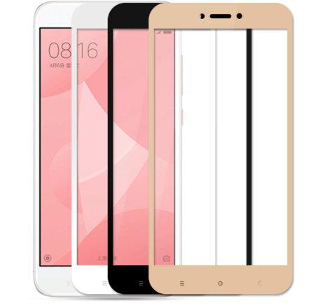 PZOZ Xiaomi Mi5X Glass White (B07-22)