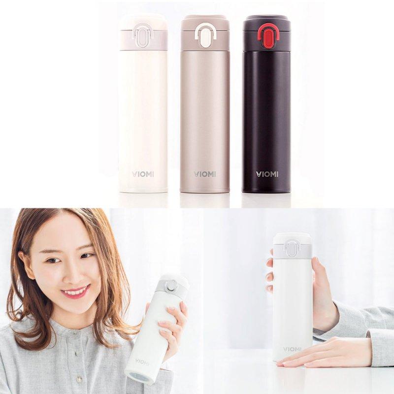 Термос Xiaomi VIOMI Vacuum Cup 460ml White