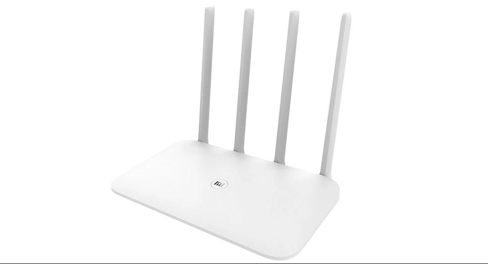 Купить Xiaomi Mi WiFi Router 4 White  в Благовещенске по выгодной цене и с быстрой доставкой