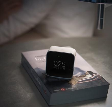 Анализатор воздуха Xiaomi MiJia PM2.5 detector