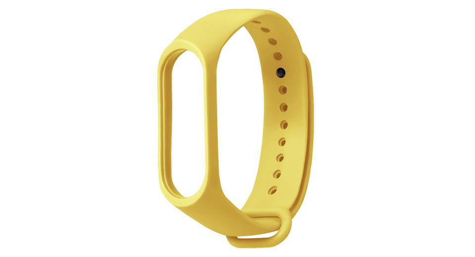 Купить Mi Band 3 / Mi Band 4 Sport Wrist Yellow  в России по выгодной цене и с быстрой доставкой