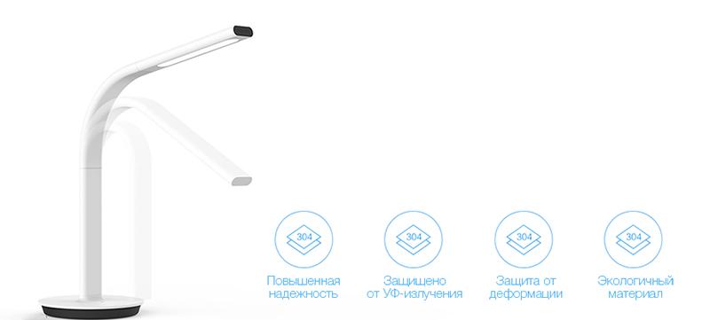Купить Xiaomi Philips EyeCare Smart Lamp 2  в России по выгодной цене и с быстрой доставкой