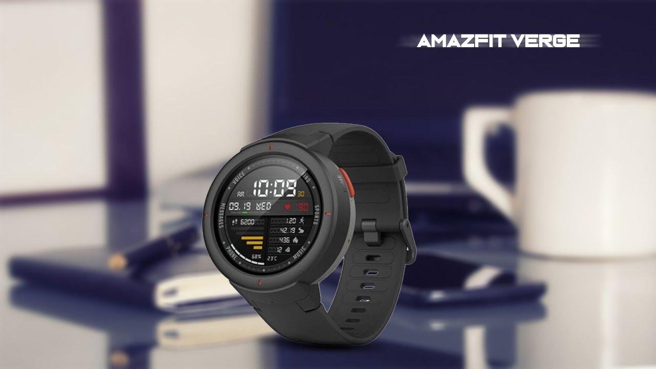 Amazfit Verge Black