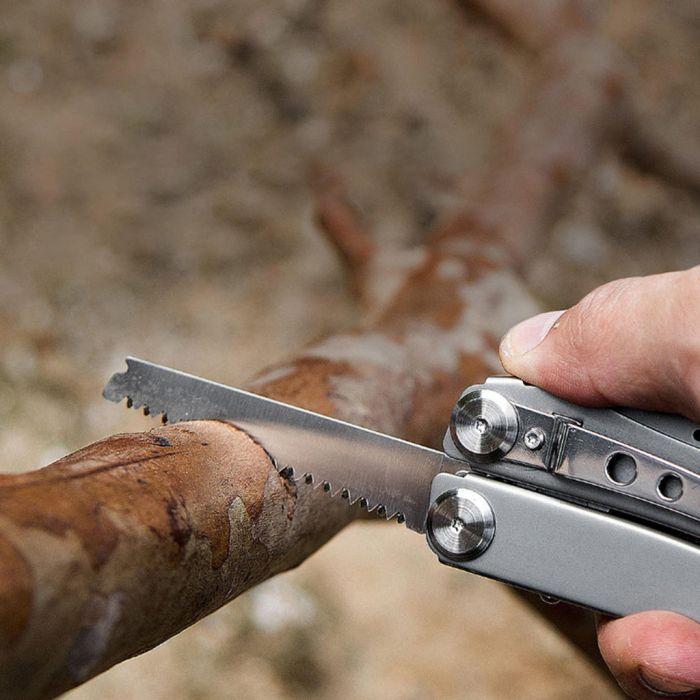 Мультитул-брелок NexTool (нержавеющая сталь, 15 функций-инструментов, 110 х 40 х 21.5 мм, 245 гр)