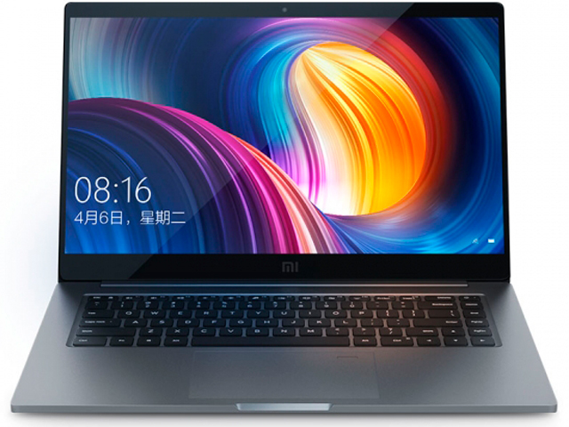 Ноутбук Xiaomi Mi Notebook Pro 15.6 (i7/16/512)