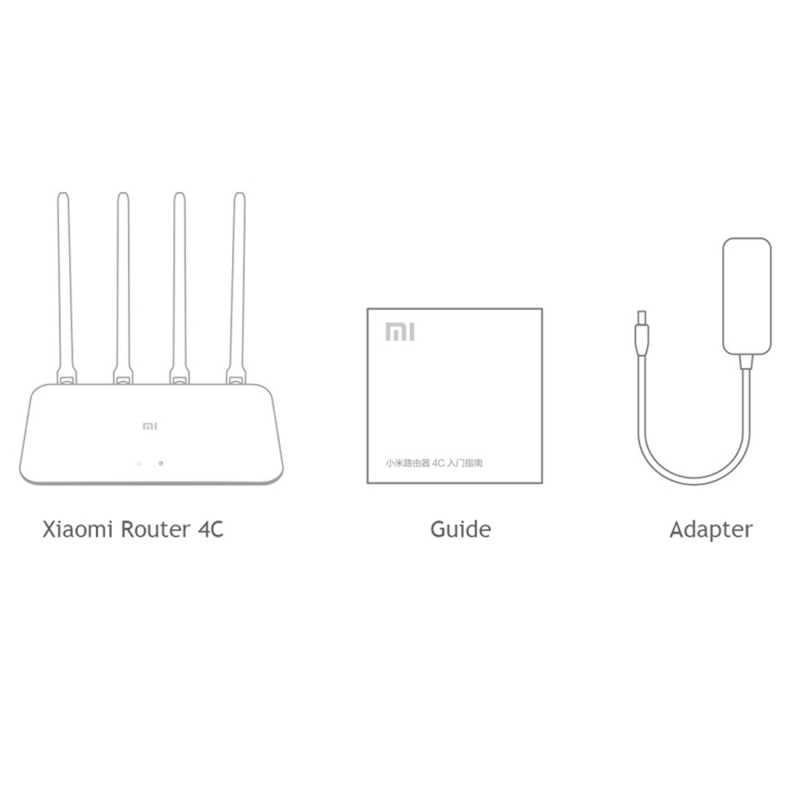 Xiaomi Mi WiFi Router 4C