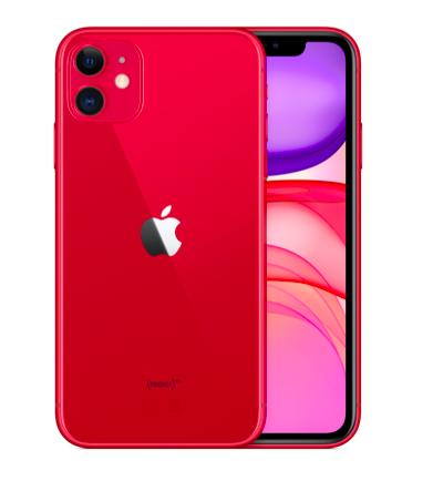 Электроника Телефон Apple Iphone 11 64Gb Red Ноябрьск