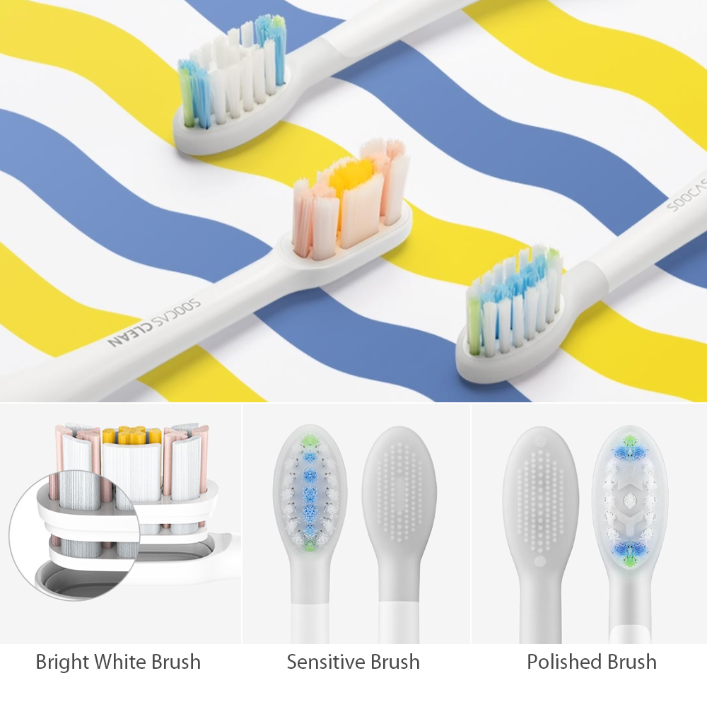 Зубная щетка Soocare Soocas X5 Sonic Electric Toothbrush Blue