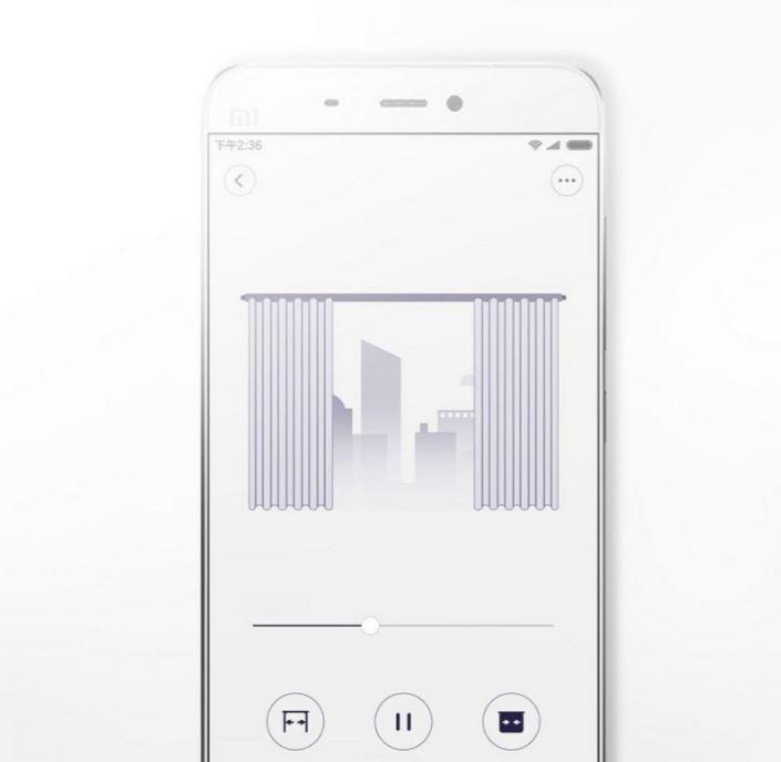 Карниз для  Xiaomi Aqara Smart Curtain 1метр