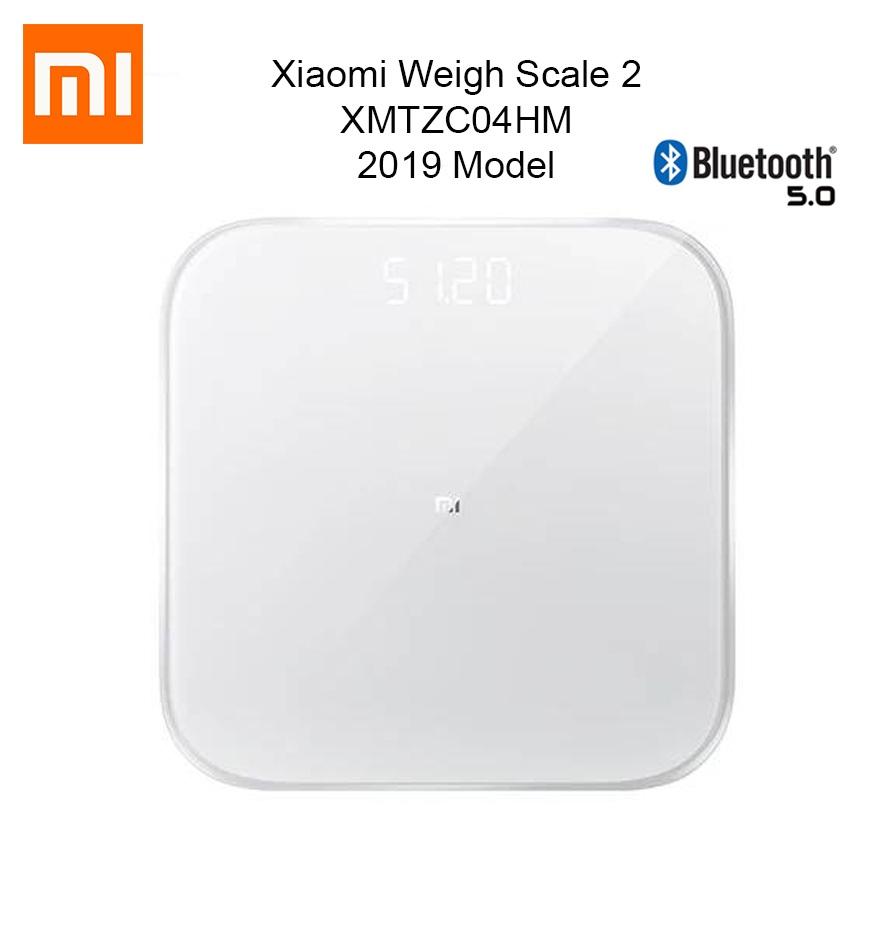 Купить Весы Xiaomi Mi Smart Scale 2  в России по выгодной цене и с быстрой доставкой