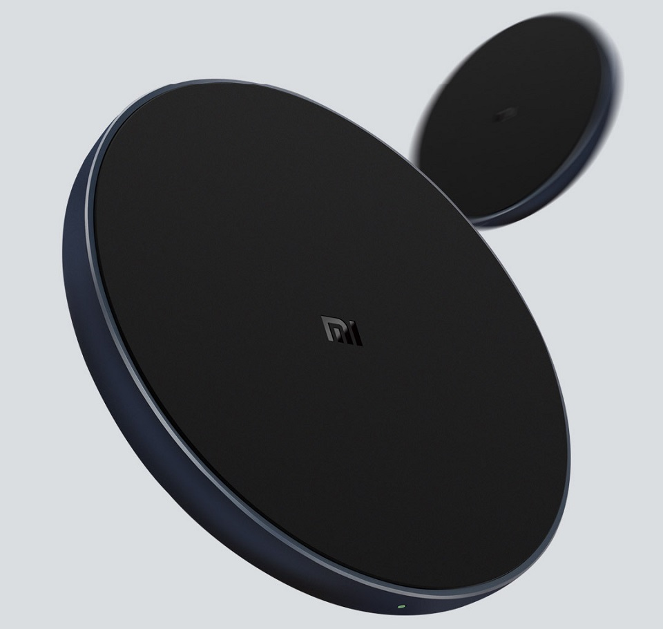 Xiaomi VH Wireless Charger Fast Charge Edition Deep Gray беспроводной адаптер питания