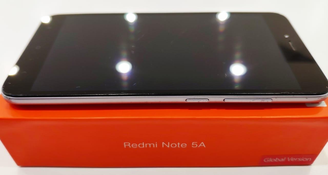 Xiaomi Redmi Note 5A 16Gb Gray (Б/У, хорошее состояние)