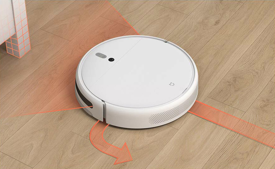 Робот-пылесос Xiaomi Mijia 1C Sweeping Vacuum Cleaner