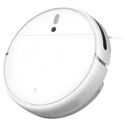 Купить Робот-пылесос Xiaomi Mi Robot Vacuum-Mop White <STYTJ01ZHM>  в Дзержинском по выгодной цене и с быстрой доставкой