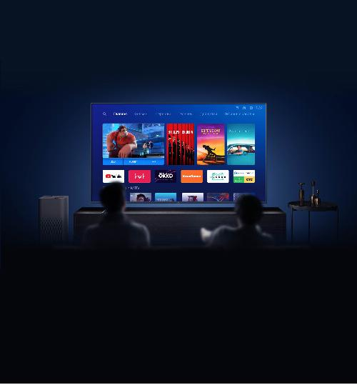 Xiaomi Mi TV 4S 65 EAC Black