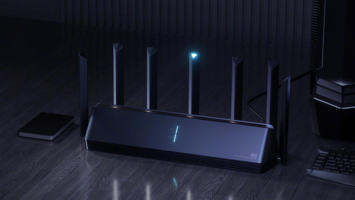 Xiaomi Mi AIoT Router AX3600