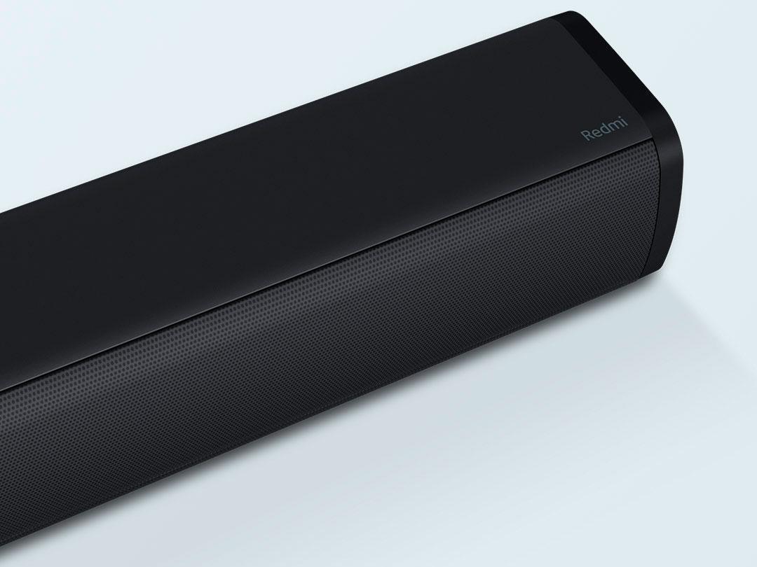 Саундбар Xiaomi Redmi TV Soundbar Black (беспроводная АС, мощность 30W, поддержка Bluetooth 5.0, под