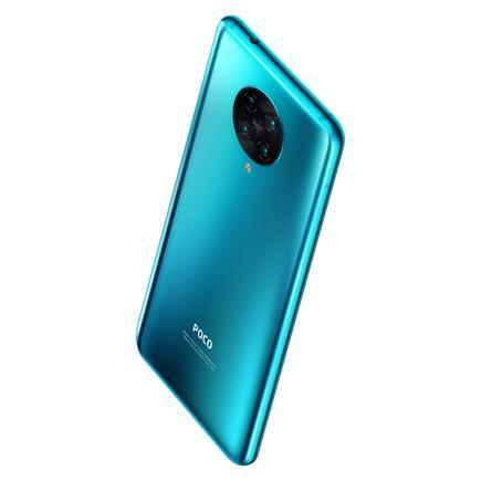 Смартфон POCO F2 Pro 8/256Gb Neon Blue