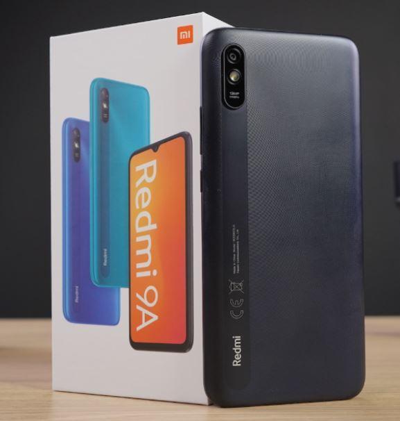 Купить Xiaomi Redmi 9A  2/32Gb Granite Gray  в Ачинске по выгодной цене и с быстрой доставкой