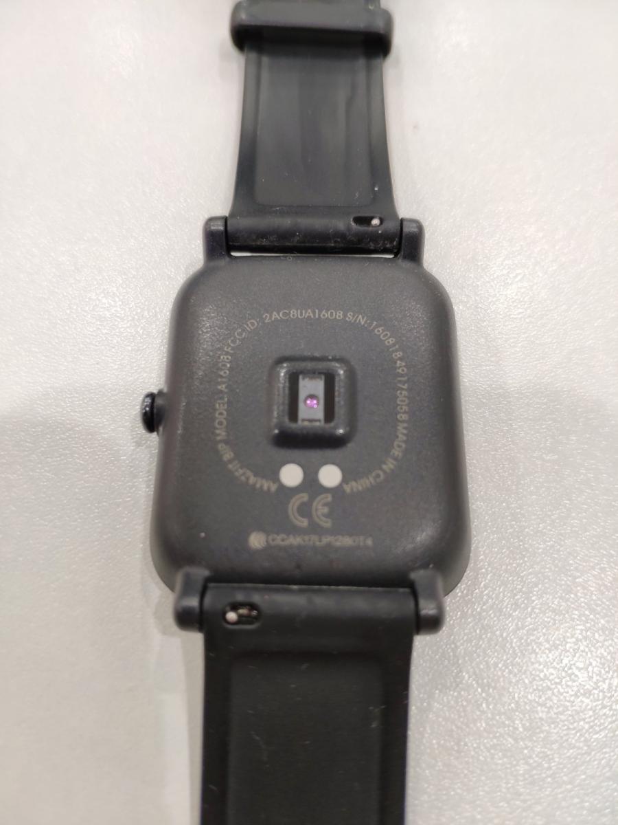 Xiaomi Amazfit Huami Bip Black (Б/У)