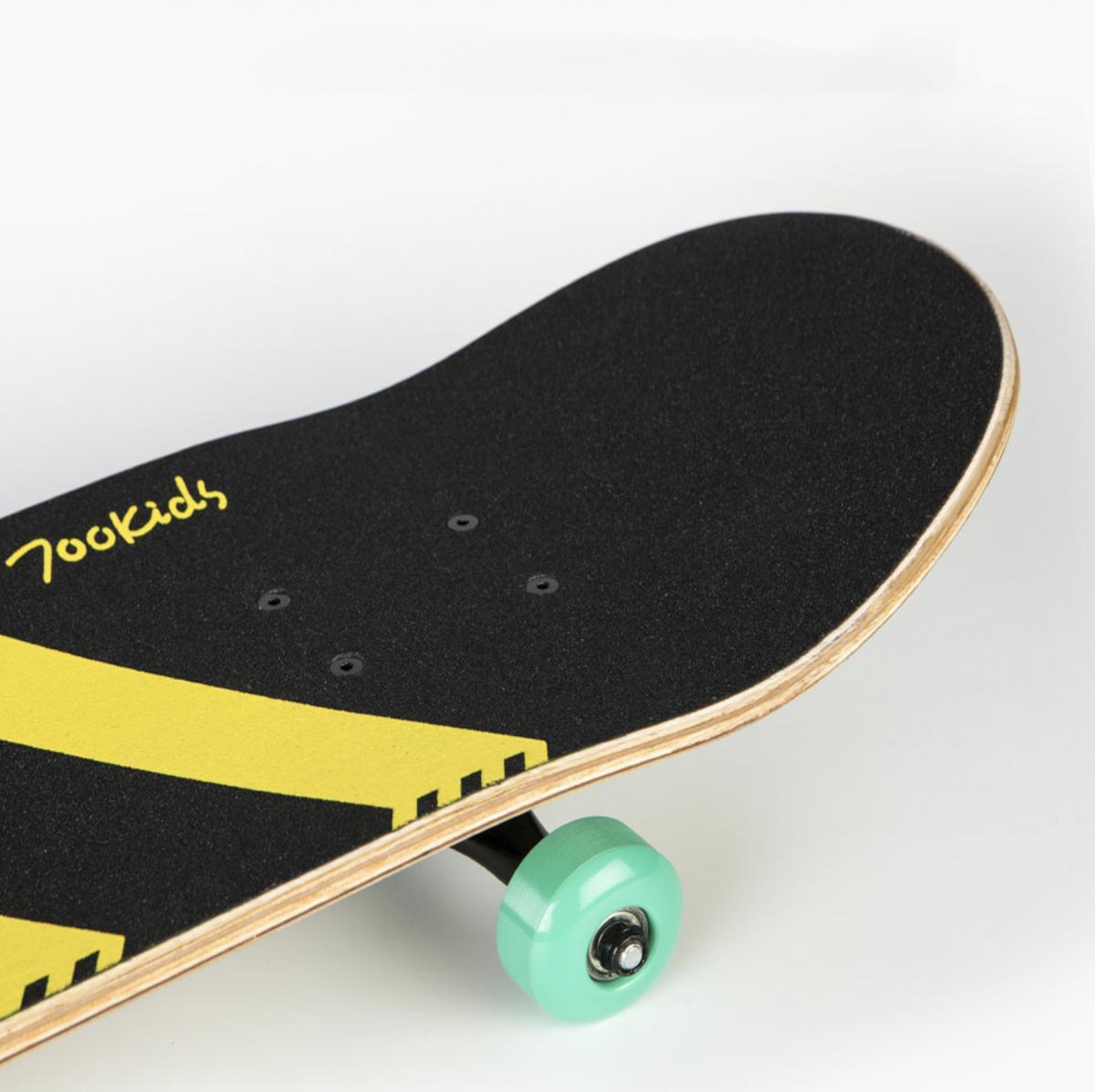 Скейтборд 700Kids Double-UP Skateboard Robot