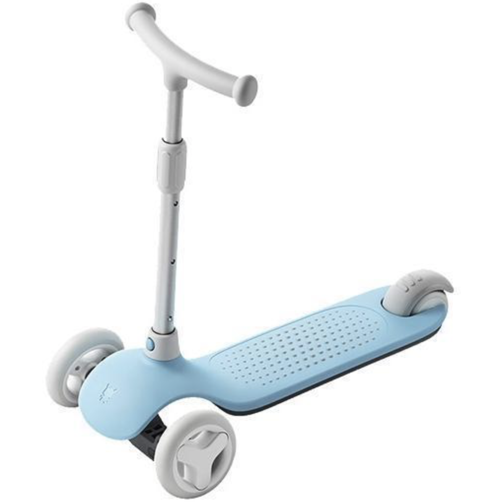 Детский самокат-кикборд Xiaomi MITU (Rice Rabbit) Scooter (FBC4018CN) Blue