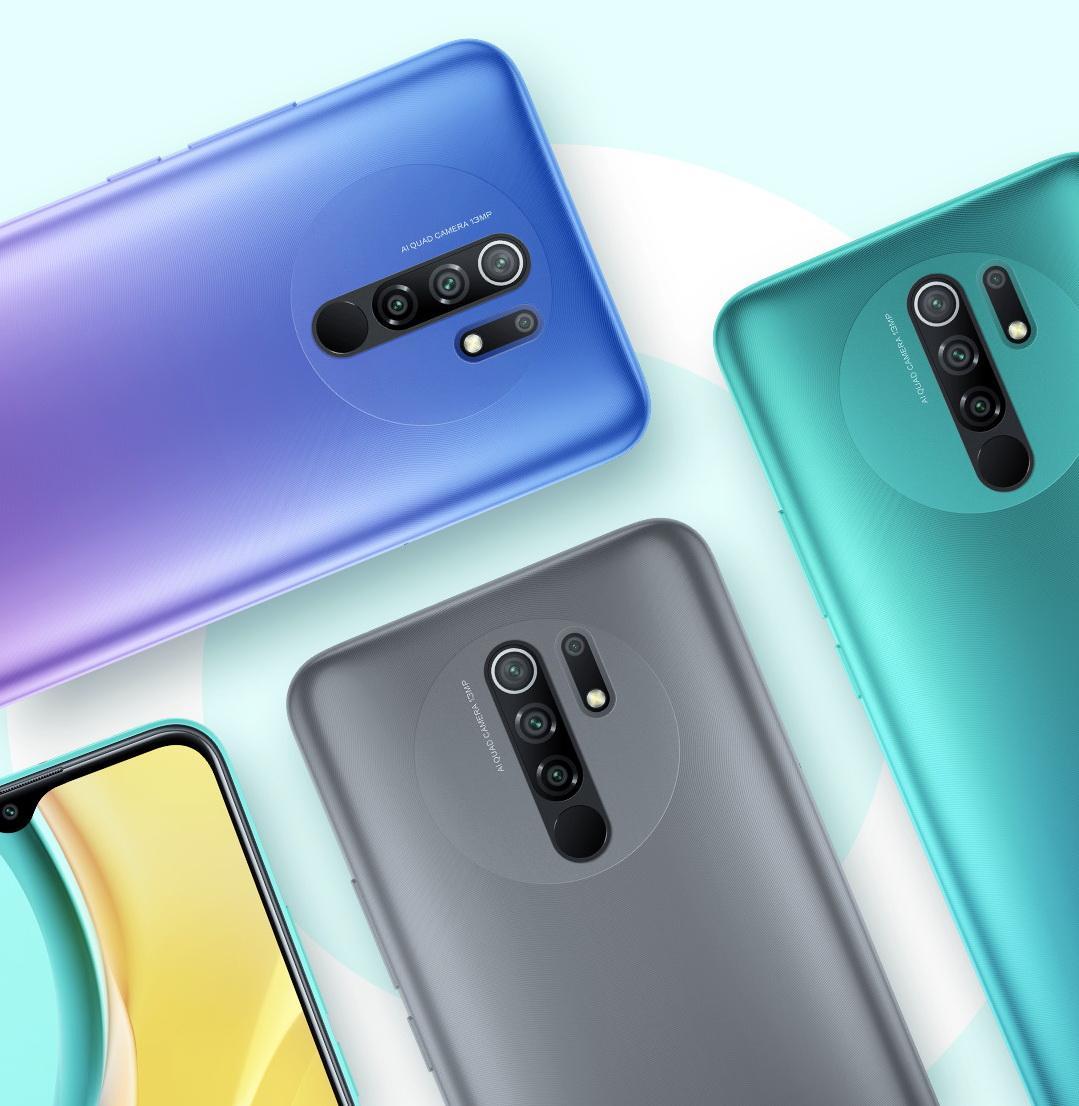 Смартфон Xiaomi Redmi 9 NFC 4/64Gb Ocean Green купить в Краснодаре. Цена на Смартфон Xiaomi Redmi 9 NFC 4/64Gb Ocean Green: отзывы, описания, характеристики