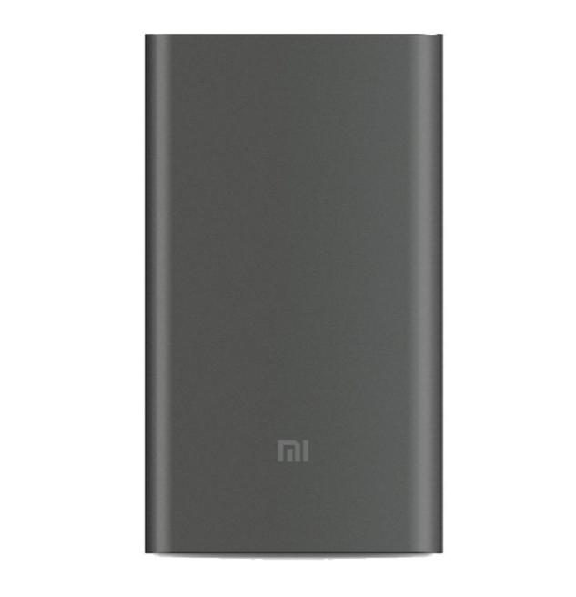 Купить Xiaomi Mi Power Bank Pro 10000mAh Black  в Ачинске по выгодной цене и с быстрой доставкой