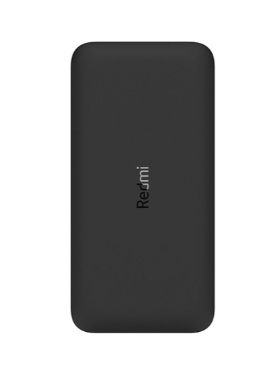 Внешний аккумулятор Xiaomi Redmi Power Bank 10000mAh Black