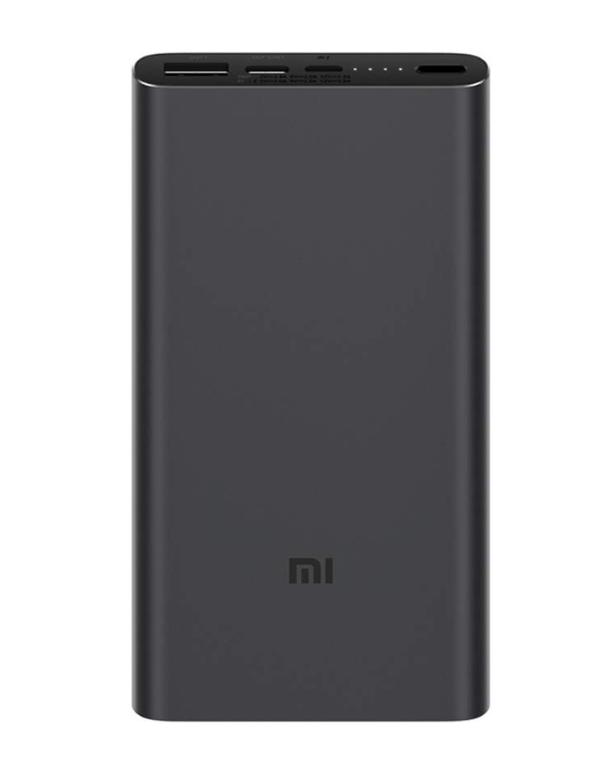 Купить Xiaomi Mi Power Bank 3 Fast Charge 18W 10000mAh Black  в Благовещенске по выгодной цене и с быстрой доставкой