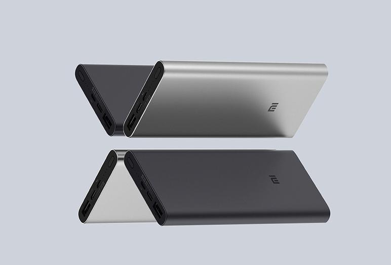 Внешний аккумулятор Xiaomi Mi Power Bank 3 Fast Charge 18W 10000mAh Black