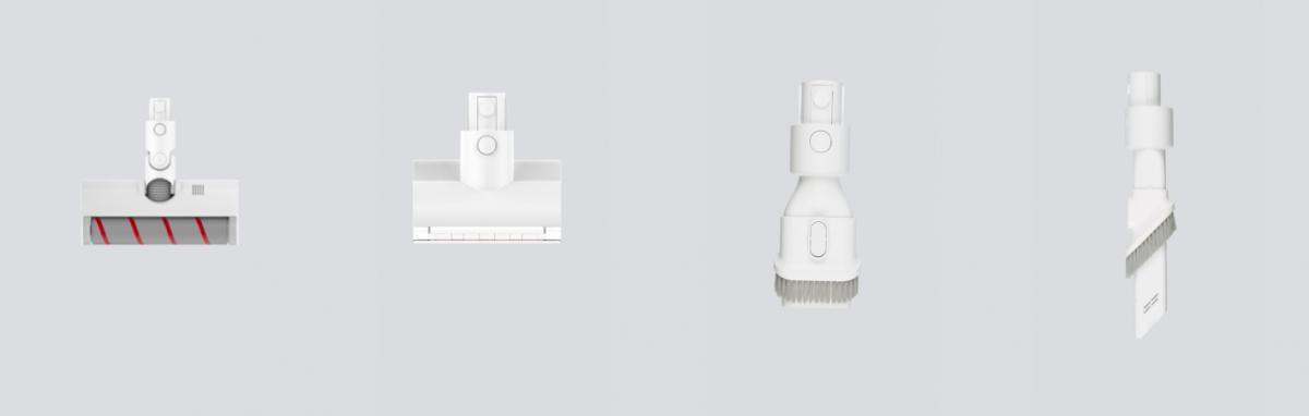 Ручной пылесос Xiaomi Dreame V10 White