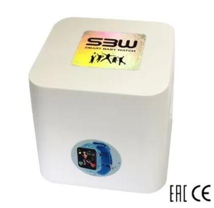 Smart Baby Watch SBW_2 Blue