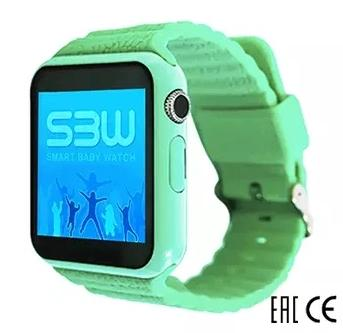 Smart Baby Watch SBW_2 Green