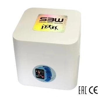 Smart Baby Watch SBW_2 Green