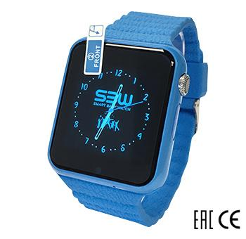 Smart Baby Watch SBW_PLUS Blue