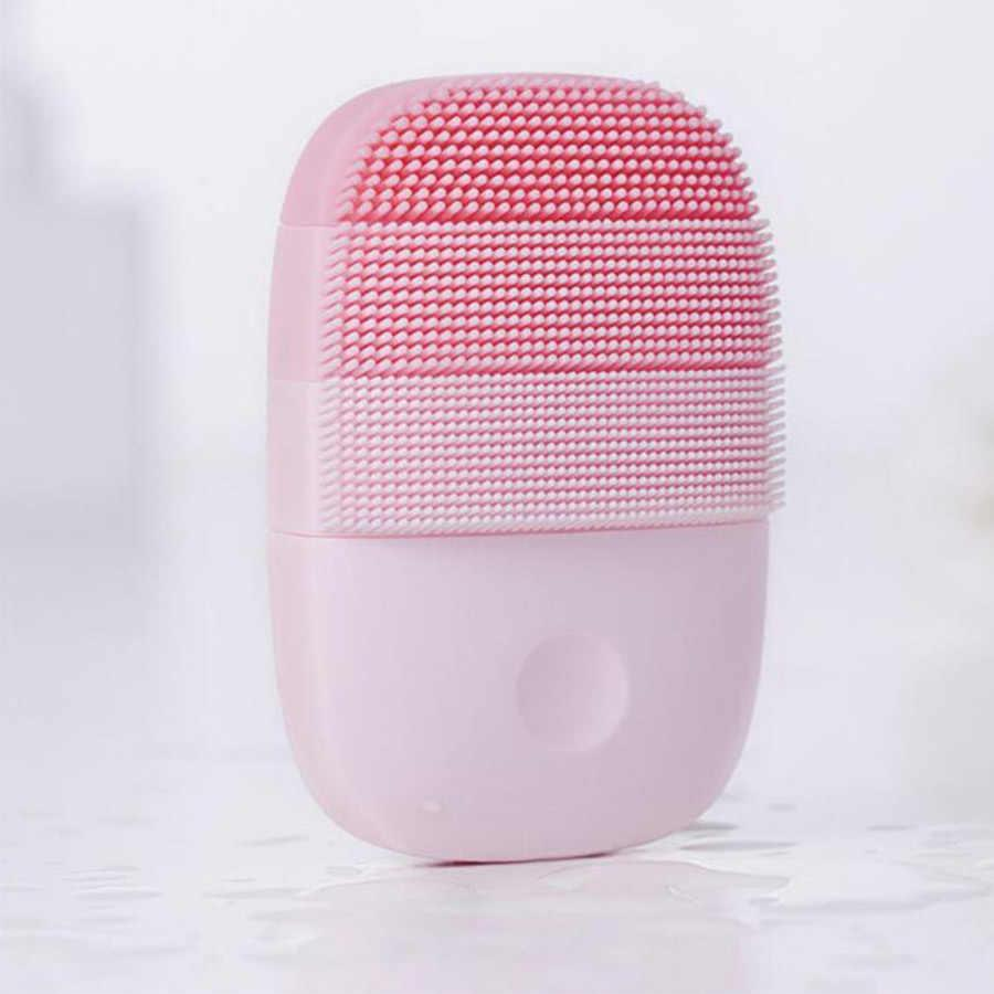 Массажер Xiaomi inFace Small Cleansing Instrument Deep Cleanse Pink