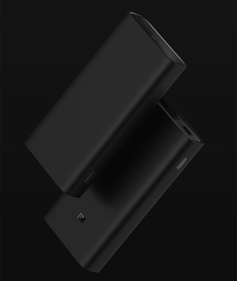 Внешний аккумулятор Xiaomi Mi Power Bank 3 Pro 20000mAh Black