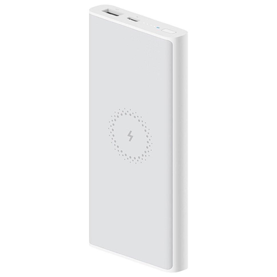 Внешний аккумулятор Xiaomi Mi Wireless Power Bank 10000mAh Essential (White)