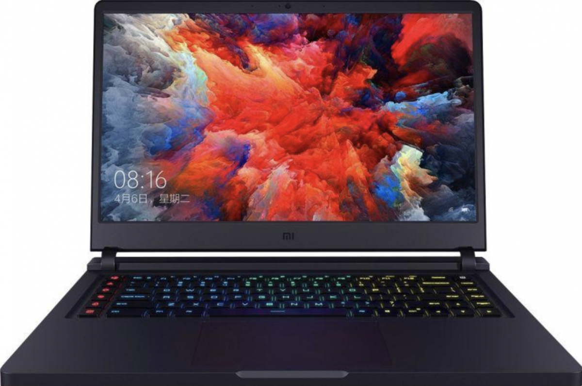Ноутбук Xiaomi Mi Gaming Laptop 15.6