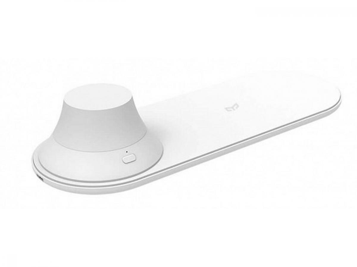 Xiaomi Yeelight Wireless Charging Night Light (Беспроводное зарядное устройство/ночник)