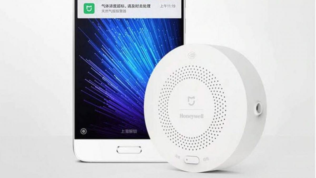 Датчик Xiaomi MiJia Honeywell Gas Alarm Detector