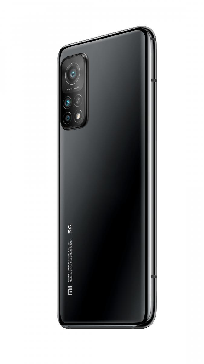 Смартфон Xiaomi Mi 10T 8/128Gb Cosmic Black