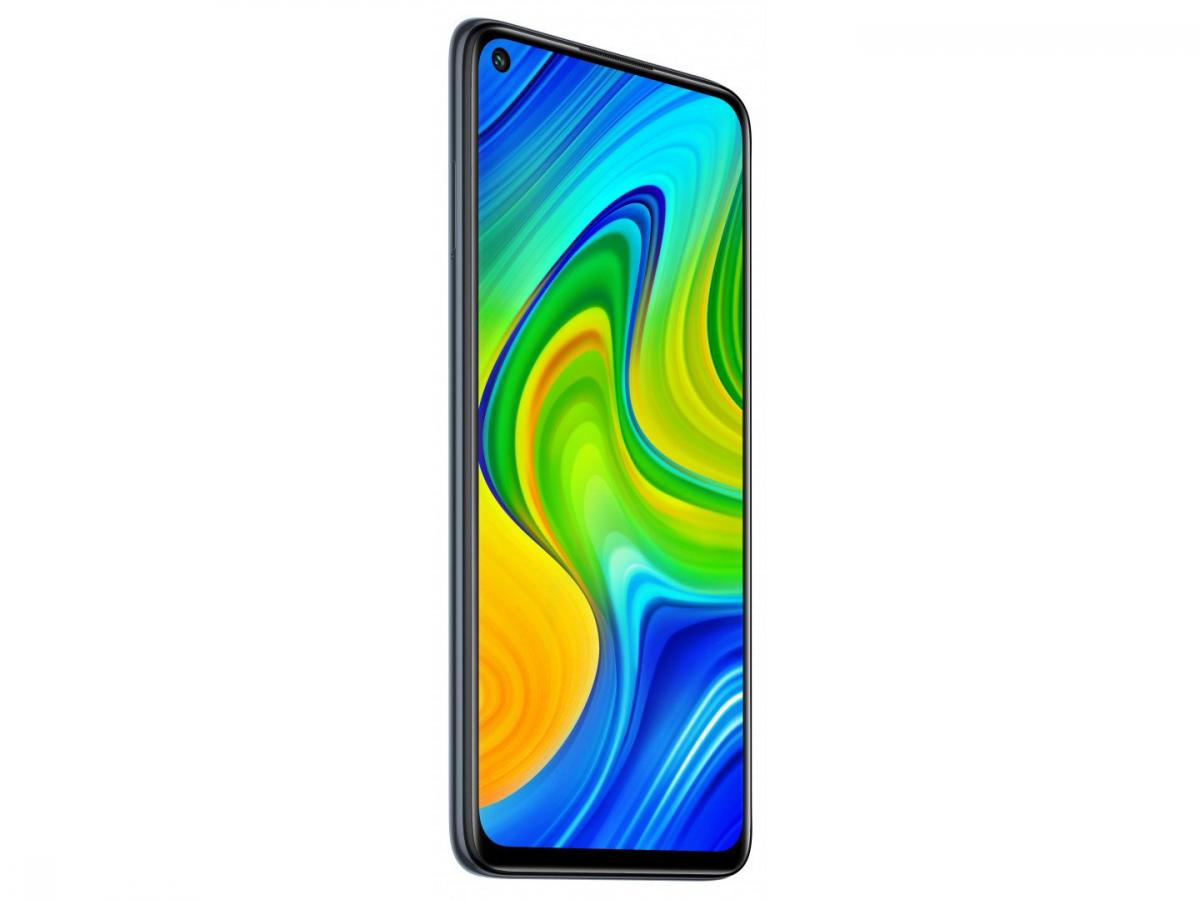 Смартфон Xiaomi Redmi Note 9 4/128Gb Onyx Black