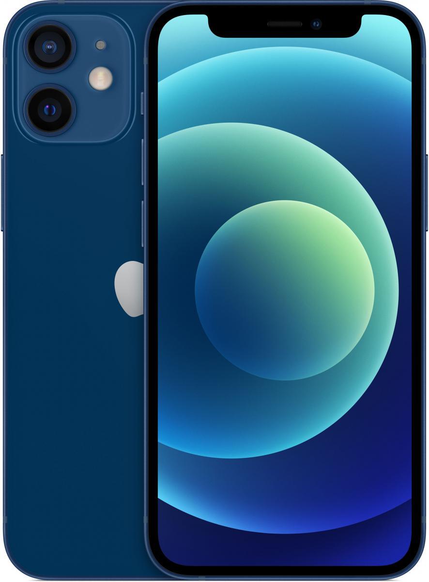 Электроника Телефон Apple Iphone 12 Mini 64Gb Blue Высокое